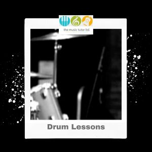 FIRST DRUM LESSON
