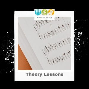 FIRST MUSIC THEORY LESSON